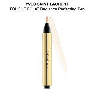 New! Yves Saint Laurent Touche Eclat Radiant Touch